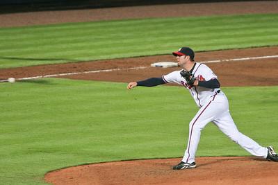 Relief pitcher Peter Moylan