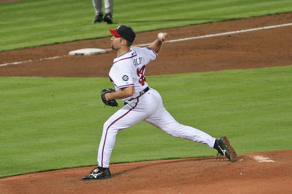 Pitcher John Smoltz