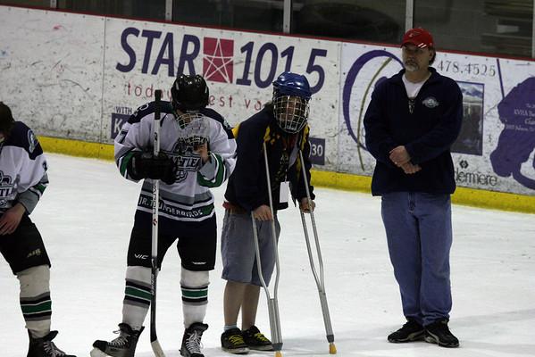 PNAHA Championship Game vs Spokane A