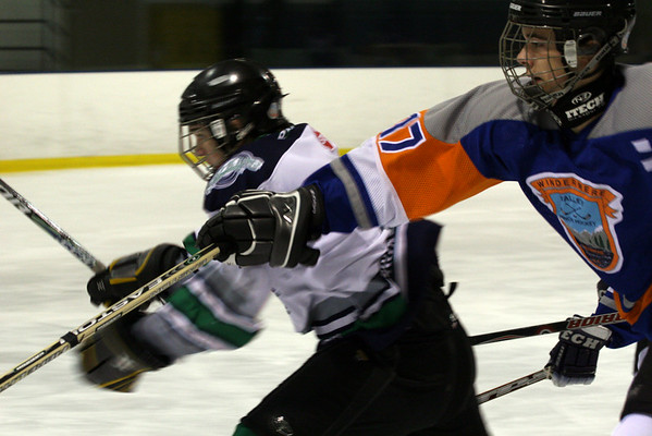 Spokane Tournament vs Windermere Valley, Nov 25, 2007