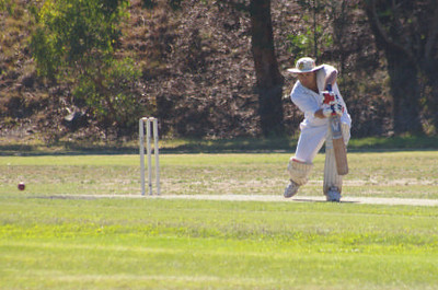 George Koumantatakis 84<br /> 3rd XI v Sacred Heart<br /> Mercantile B Turf  Semi Final <br /> 2/3/2008