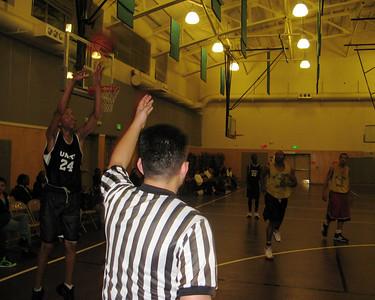 Basketball VS Unity Council 10.17.07