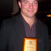 Chris Adams<br /> 100 Game Milestone Award<br /> 2008