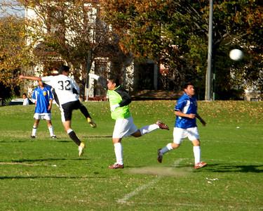 Soccer Final VS Oasis
