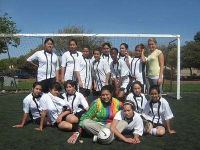Unity Girl's Soccer Semi-Final vs. KIPP