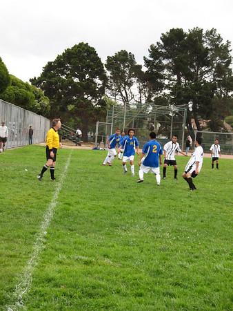 Unity Men's Soccer / Unity High vs. Oasis High School