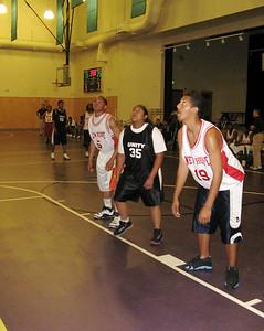 Unity VS New Hope Basketball