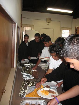 Unity sports appreciation lunch (October 19, 2007)