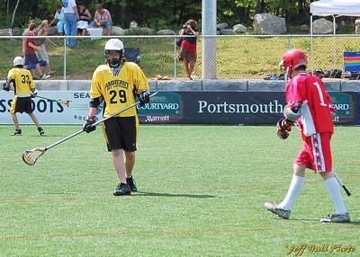 2007 Boys Lacrosse