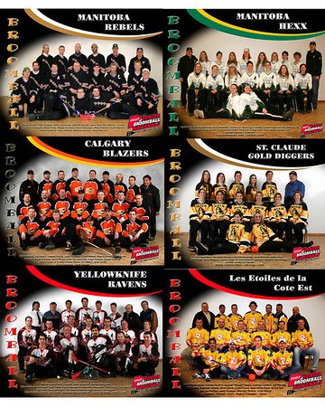 2007 Broomball Nationals, Selkirk, Manitoba