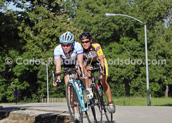 2007 Memorial Park Criterium Series - Cat 4/5 - Week 1 (June 6, 2007)