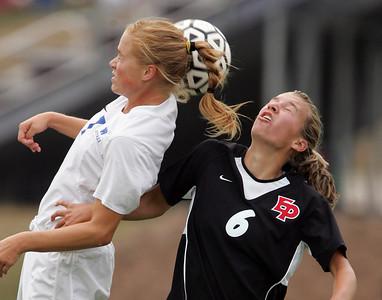 2007 Eden Prairie High School Girls Varsity Soccer