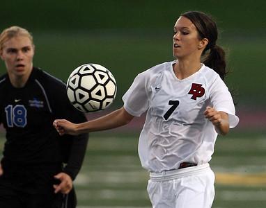 EPHS Girls Varsity Soccer vs Eastview (Oct 2, 2007)