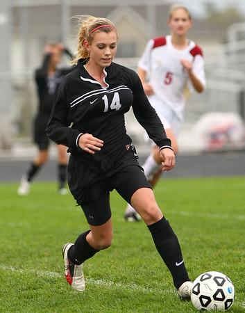 EPHS Girls Varsity Soccer vs Lakeville South (Sept 30, 2007)