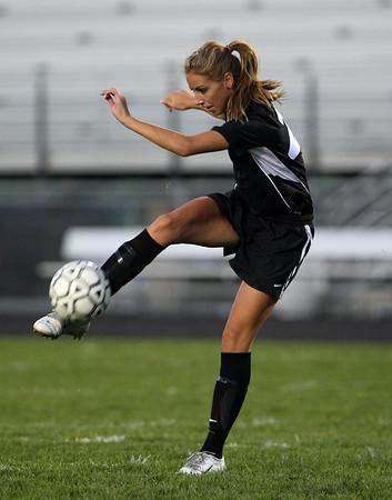 EPHS Girls Varsity Soccer vs Lakeville North (Oct 4, 2007)