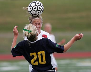 EPHS Girls Varsity Soccer vs Rosemount (Sept 15, 207)