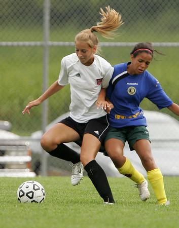 EP Storm U15 Soccer vs Keliix @ Districts (July 22, 2007)