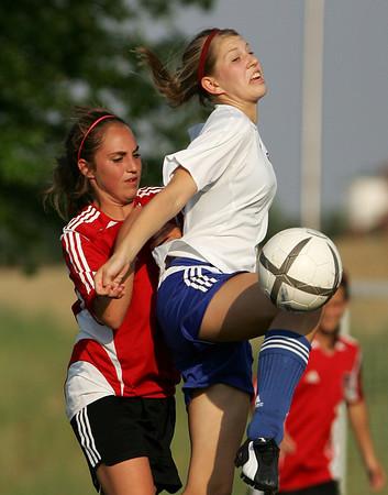 EP Storm U15 Soccer vs Tonka United (June 14, 2007)