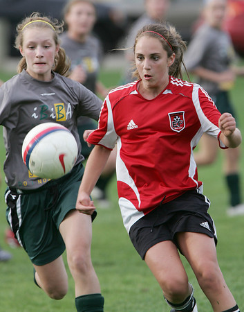 EP Storm U15 Soccer vs Keliix (May 24, 2007)
