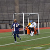 Annie Giglio (#22) taking another shot on goal.