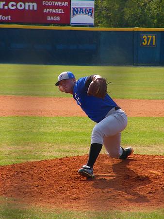 2007 Kyle Spring Baseball Rhinehart College