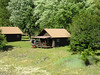 Our cabins at Three Rivers