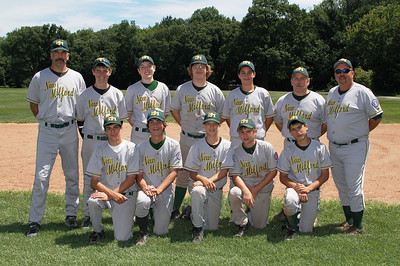 2007 NEW MILFORD 14 YR OLD TRAVEL TEAM & IN-TOWN
