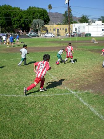 2007 Nareg's First Soccer Season