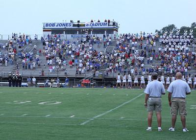 SAHS v Fort Mill August 24, 2007