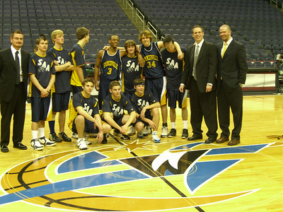 2007 - Spencerville at Verizon Center