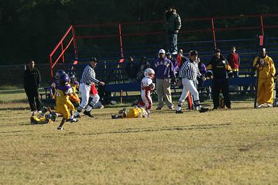 Bantams Chiefs vs Memphis Bears 11.03.2007