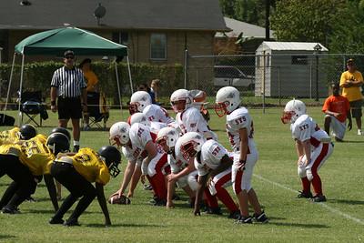 Jr. Chiefs vs. Millington Chiefs 09.29.07