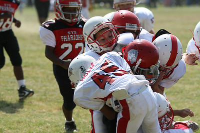 Pee Wee Chiefs vs. Egypt 09.01.2007