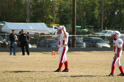 PeeWee Chiefs 2nd Round Playoff 11.10.07