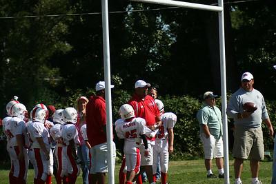 PeeWee Chiefs vs Arlington Bulldogs 09.15.2007