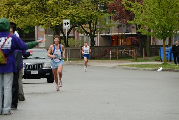 2007 Vancouver Marathon