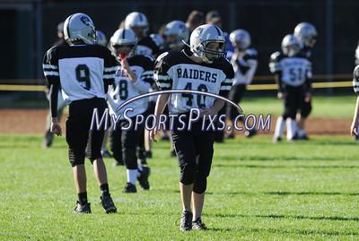 10/14/2007 B Raiders Wolverines