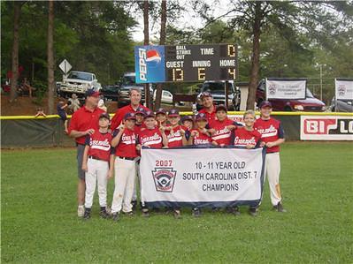 2007 GLL All Stars