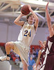 Appalachia's Josh Allen, #24, goes up for shot. Photo by Ned Jilton II