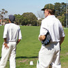 Shoaib Khan & Phil O'Rourke<br /> B2 Synthetic Grand Final<br /> 4th XI v Mulgrave <br /> 21st March 2009