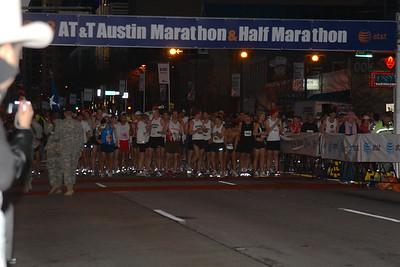 2008 ATT Austin Marathon