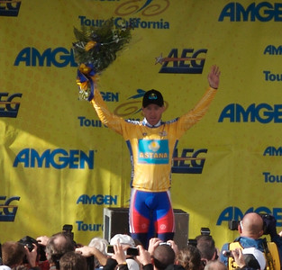 2008 Amgen Tour of California Stage 3 (San Jose)