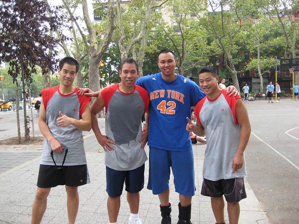 Herman Yee, Milton Yee, Melvin Yee, Jason Yee