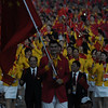 Yao Ming leading Chinese athletes