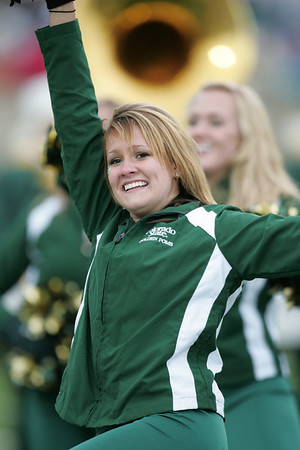 CSU vs. TCU Cheer 2008