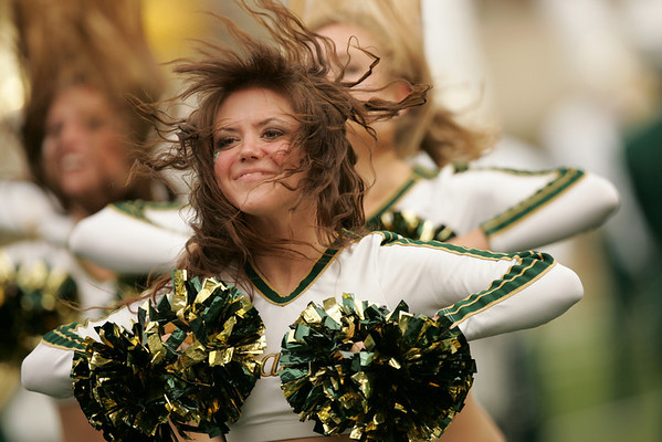 CSU vs. UNLV Cheer 2008