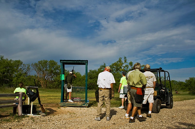 2008 DRI Sporting Clays Classic Participants