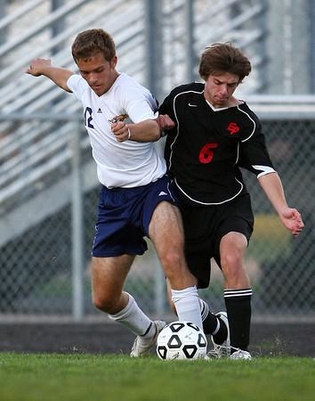 EPHS Varsity Boys Soccer vs Bloomington Kennedy (Sept 16, 2008)