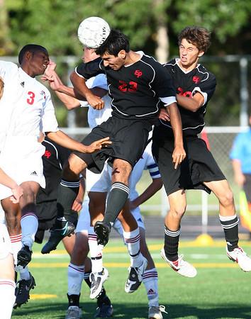 EPHS Varsity Boys Soccer vs Robbinsdale Armstrong  (Sept 3, 2008)