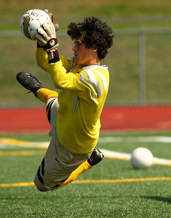 EPHS Varsity Boys Soccer vs Totino Grace (Sept 6, 2008)